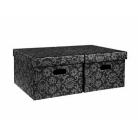 Krabica BLACK